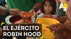 """AJ+ Español on Twitter: """"Estos jóvenes alimentan a miles de personas mientras combaten el desperdicio de comida. https://t.co/oieSq3gYyt"""""""