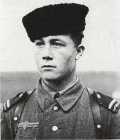 Cossacks in the Wehrmacht. 1943