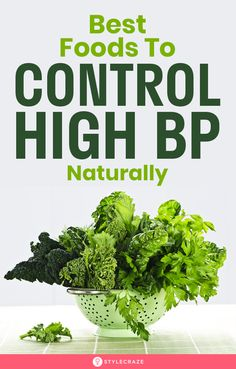 15 Best Foods To Lower And Control High Blood Pressure Naturally: Unhealthy f. High Blood Pressure Diet, Natural Blood Pressure, Healthy Blood Pressure, Blood Pressure Remedies, Lowering Blood Pressure Quickly, Reduce Blood Pressure Naturally, Fat Burning Drinks, Dash Diet, Heart Healthy Recipes