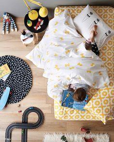 Pinned by EstocolmoKids. Ropa de cama para niños SackMe!