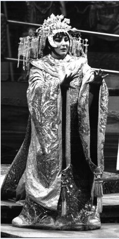 Ghena Dimitrova - Turandot,La Scala 1983
