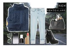 """""""New Zealand"""" by chicabionica ❤ liked on Polyvore"""