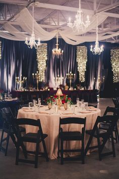 The Croft Downtown Weddings Phoenix Indoor Wedding Venues Reception