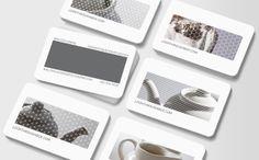 """""""Layer Cake"""" Business Cards @ Moo.com"""