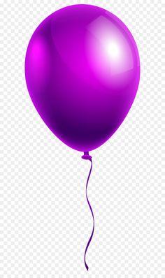 Balloon Clip Art Single Purple Balloon Png Clipart Image Papel De Parede Balao Balao Moldura Escolar