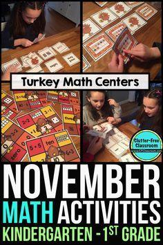 #ThanksgivingMathCen