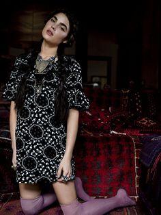 Free People Fall 2011 #boho #crochet #dress