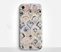 Art Deco Marble iPhone 8 Case For iPhone 8 iPhone 8 Plus