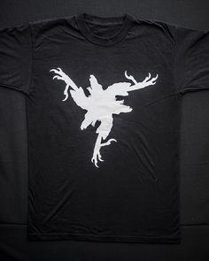 """T-shirt Amenra """"TRIPOD"""" - I Am A Fan"""