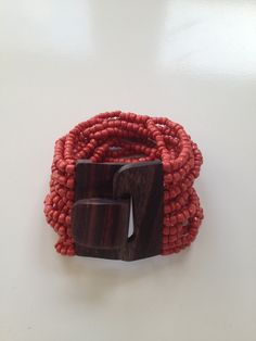 Bracelet red - 14-1008