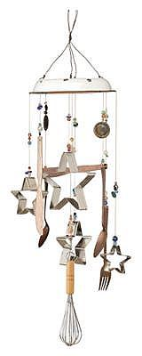 Everything But the Kitchen Sink Wind Chime