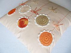 Úžitkový textil - a opäť tá oranžová... - 5493707_