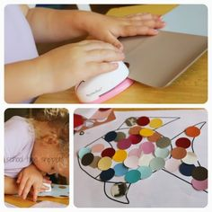 Paint Chip Fish Craft-used for Math, Literacy, sensory. Pinned by SOS Inc. Resources http://pinterest.com/sostherapy.