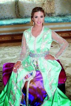 Caftan Marocain 2015 - 2014 :