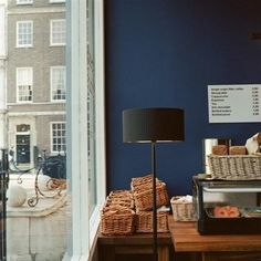 Nordic Bakery - London, good lord that colour is gorgeous.