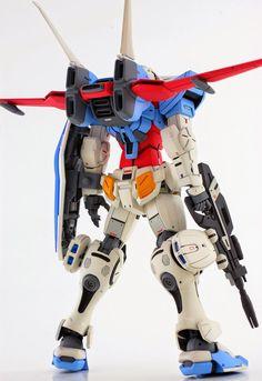 "Custom Build: HG 1/144 Gundam G-Self + Space Equipment Pack ""Detailed"" - Gundam Kits Collection News and Reviews"