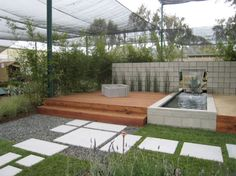 modern landscaping ideas - Bing Images