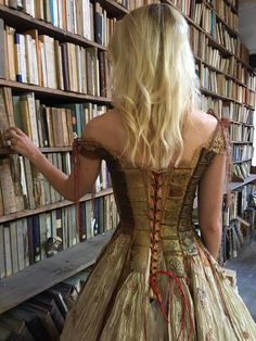 "itscolossal: ""Book Dress by Sylvie Facon """