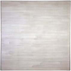 agnes martin - acrylic + graphite on canvas - trumpet (1967)