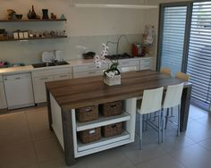 Kitchen Island Table Design, Pictures, Remodel, Decor and Ideas - page 11