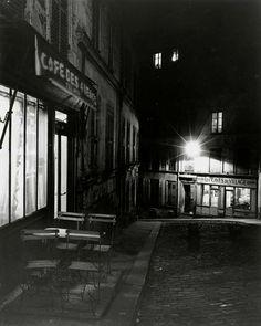Montmartre (Rue du Chevalier de la Barre), 1950, René-Jacques. (1908 - 2003)