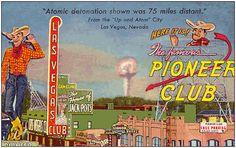 Las Vegas - Vintage Postcard