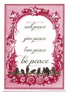 - be peace 2