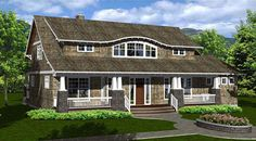 arts crafts or craftsman designs | ... » Expo » 40+ Arts & Crafts Architects & House Plan Companies