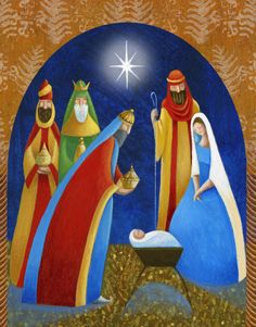 Album 2 « Gallery 14 « Christmas (by category) « Jan Pashley – Illustration / Design Christmas Jesus, Christmas Yard, Christmas Nativity, Christmas Images, A Christmas Story, Christmas Wishes, Vintage Christmas, Christmas Crafts, Christmas Decorations