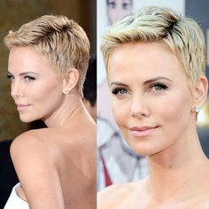 Charlize Theron is a million times more beautiful of a person as her gorgeous looks :)