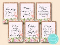 ROSE-GOLD-FLAMING-bridal-shower-signs-bs130