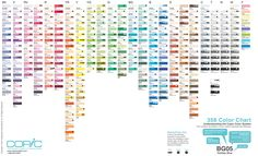 Demystifying the Copic Color System