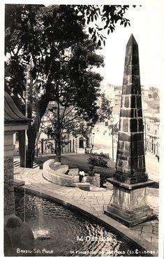 1910 - Obelisco da Memória - Ed. Colombo - DCP