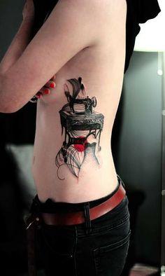Dead Romanoff Tattoos / Marta Lipinski