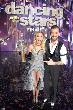 Winner: The live two-hour season 29 finale, hosted by Tyra Banks, ended with the Mirrorball Trophy going to Kaitlyn Bristowe Kaitlyn Bristowe, Tyra Banks, Dancing With The Stars, Dating, Seasons, Dance, Dancing, Quotes, Seasons Of The Year