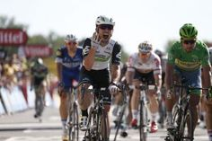 'Class and experience set Mark Cavendish apart'