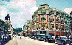 Mountbatten Road (Jalan Tun Perak) c. 1957