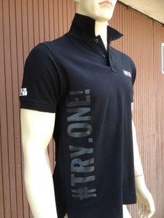 Proto de polo Try One Factory Polo Shirt, Polo Ralph Lauren, Mens Tops, Shirts, Fashion, Moda, Polo, Fashion Styles, Polo Shirts