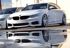 Image for Modified White BMW 4