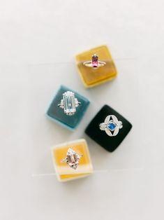 Precious gemstones set in signature designs by FireWorks Gallery Custom Goldsmiths Elegant Wedding, Wedding Film, Paper Chains, Wedding Photo Inspiration, Signature Design, Film Photography, Blue Topaz, Fireworks, Bridal Jewelry