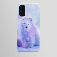 Buy Arctic iceland fox Android Case by augustinet. Worldwide shipping available at Society6.com. Just one of millions of high quality products available.