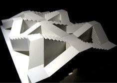 The Great Wall / Yamasaki Ku Hong Associates Design Lab,model 3