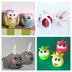 30 Adorable Polymer Clay Crafts