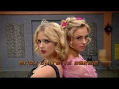 ▶ The Next Step Halloween Dance Battle - Snow White vs. Barbie