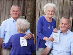 I was recently honored to do photos to document a couples 60th wedding anniversary. What a joy and privilege to witness the true love, respect and dedication that they share. Thank you Homer and Juanita Hughes for your example. We love you!*****I will love you always...When your face is full…