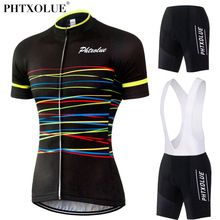 US $49.98 PHTXOLUE 2017 Cycling Clothing Women Mountain Bike Bicycle Clothing Wear Clothes Maillot Ciclismo Maillot Cycling Jersey Sets. Aliexpress product