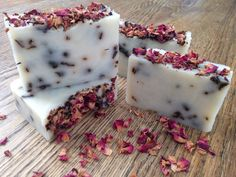 Check out this item in my Etsy shop https://www.etsy.com/uk/listing/242180396/out-of-stock-soap-bar-rose-vanilla-soap
