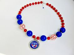 Check out this item in my Etsy shop https://www.etsy.com/listing/272688346/fc-dallas-soccer-necklace-fc-dallas