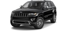 Jeep Grand Cherokee Limited (configured) $47,985 With Luxury package, Adv Tech package and 3.0L Diesel engine