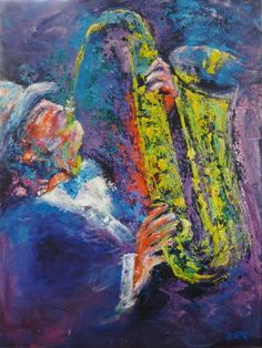 Sax Riff by Dan Campbell